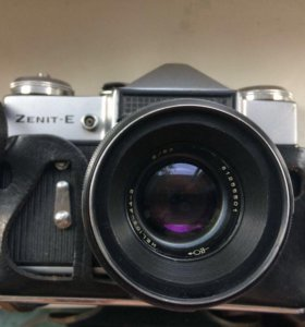 Фотоаппарат Зенит Е продам