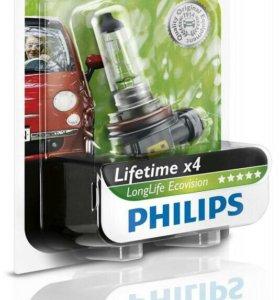 Лампы 2шт Philips H11 55w 12v 3200k
