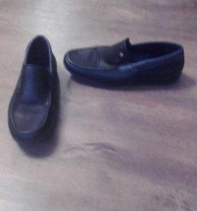 Туфли-макасины
