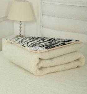 Одеяла из натуральной шерсти