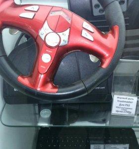 Игровой руль для PS2