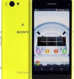 Телефон Sony Experia z1 compact