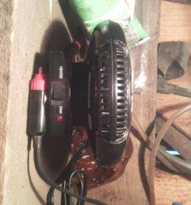 Автомобильный обогреватель на 12 вольт