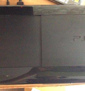 Playstation 3 12gb +The last of us+Gran Turismo 6