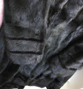 Норковая шуба ( новая)
