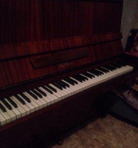 Пианино Кузбасс