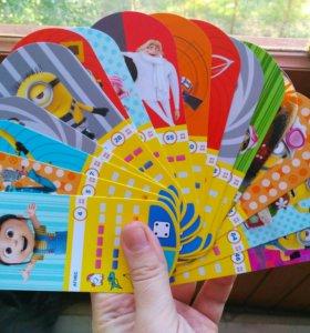 Коллекционные карточки