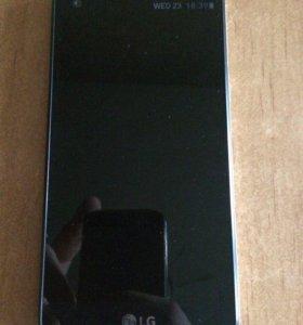 LG X View K500 Dual Sim LTE Black
