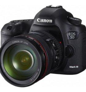 Фотокамера Canon EOS 5D Mark III Kit 24-105 F4L
