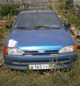 Ford Ecscort