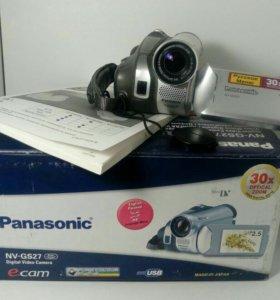 Видеокамера Pasonic NV-GS27