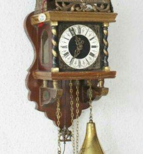 Старинные голландские часы