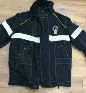 Куртка зимняя новая/роба