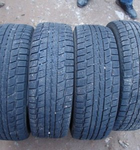 комплект зимней резины Dunlop в Канске