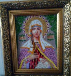 Икона Св,Татьяны