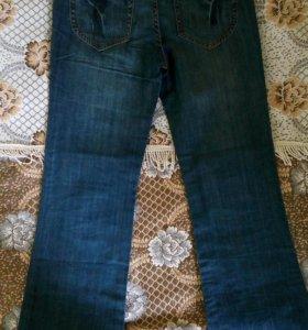 Новые джинсы клеш