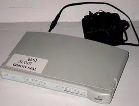 Коммутатор 3com officeconnect 8 port dual speed