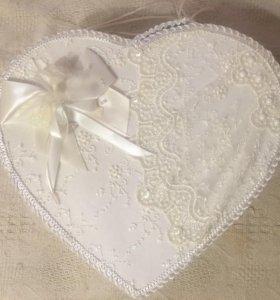 Свадебный сундучок для конвертов