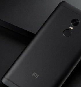 Xiaomi Redmi note 4 + 2 чехла(новый)