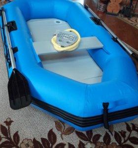 Финская новая надувная лодка