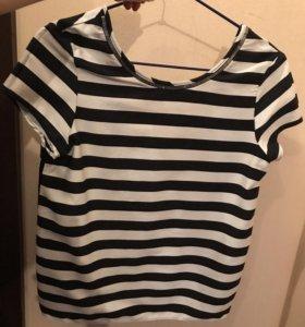 футболка Zara Basic