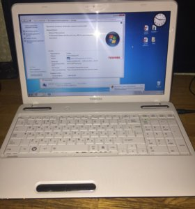 Ноутбук тошиба i5 8gb оперативы