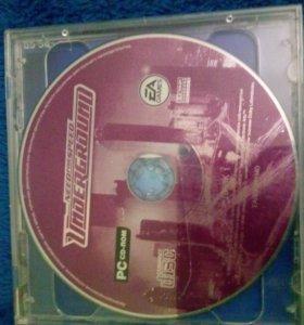 Гонки: Need For Speed : UnderGround