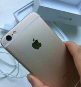 Iphone 6 gold (16gb)