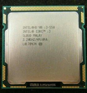 Intel core i3-550+охлаждение