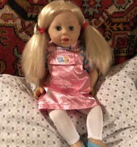 Кукла .Германия Zapf 2007 год