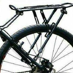 Крепление для багажника на велосипед