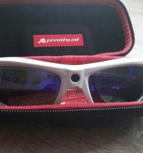 Очки от pivothead с экшн камерой