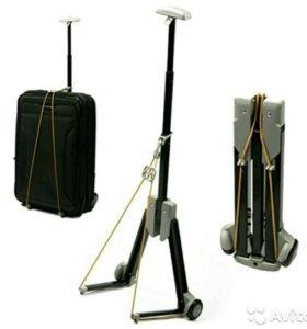 Складная тележка для багажа Samsonite