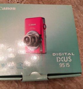 Фотоаппарат Canon ixus95is