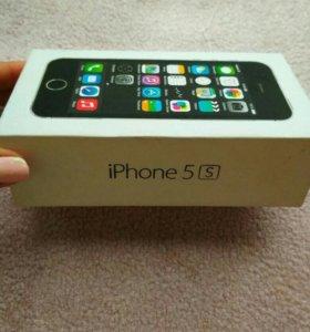 Айфон 5s Space Gray 32GB