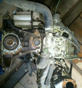Контрактный двигатель Тойота