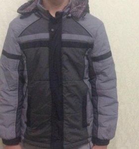 Куртки на мальчика 10-12 лет