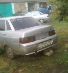 ВАЗ 2110 2006 год газ бензин