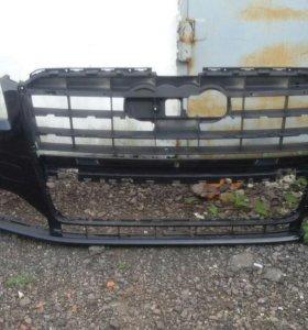 Бампер на Audi A8D4 4H