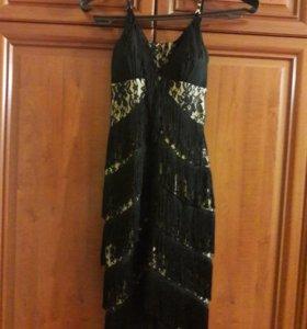 платье xs-s размер