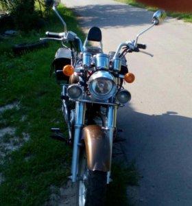 Мотоцикл дакота  смалл