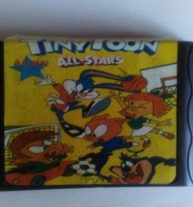 "Картридж Sega ""Tiny Toon ACME All-Stars"""
