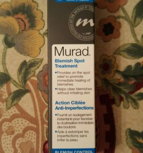 Крем для лица Murad blemish spot