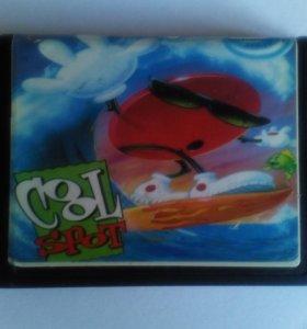 "Картридж Sega ""Cool Spot"""