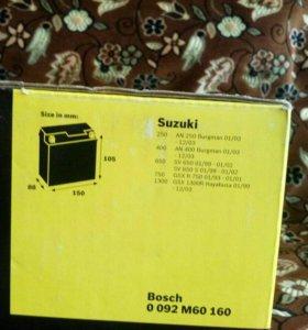 Аккумулятор Bosch M6 016