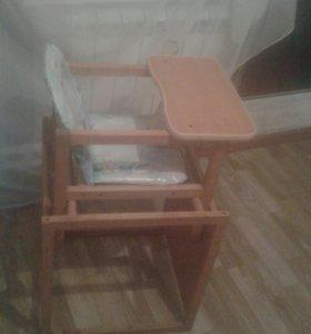 """Детский стол """"для кормления"""""""