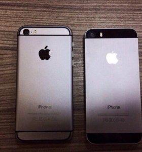 IPhone 5s в iPhone 6 mini