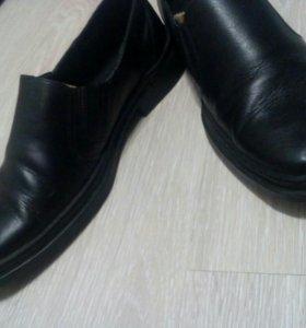 Туфли мужский,натуральная кожа,размер:41