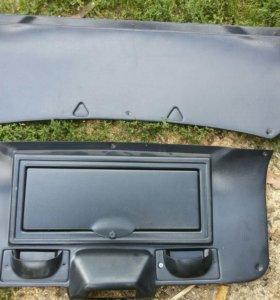 Внутренняя обшивка багажника лада гранта