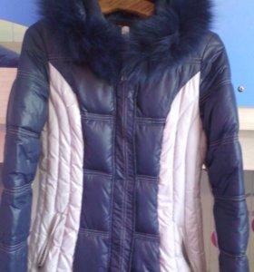 Женская зимняя куртка.
